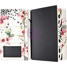 Prima Traveler's Journal Starter Set - Jet Setter