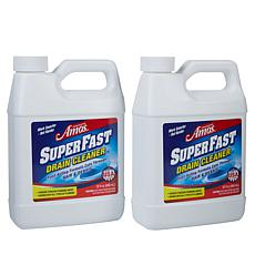 Professor Amos 32 fl. oz. SuperFast Drain Cleaner 2-pack