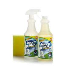 Professor Amos Shock It Clean Extreme Clean & Fresh Kit