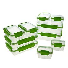 Progressive Snap Lock 20pc Food Storage Container Set