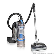 Prolux 2.0 Bagless Backpack Vacuum w/ Power Nozzle for Carpet Cleaning