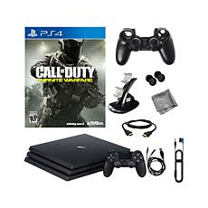 "PS4 Pro 1TB Console w/""Call of Duty Infinite""+ Kit"