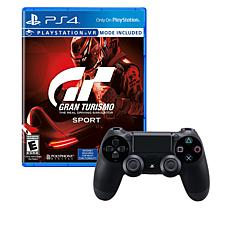 PS4 Wireless DualShock 4 Controller with Grand Turismo