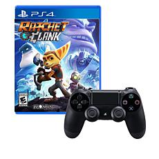 PS4 Wireless DualShock 4 Controller w/Ratchet & Clank