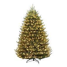 Puleo International 6.5' Canadian Balsam Fir Artificial Christmas Tree