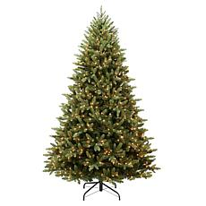 Puleo Intl. Pre-Lit 7.5' Westford Spruce Artificial Christmas Tree