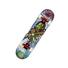 Punisher 31-inch Alien Rage Board with Drop-Down Deck