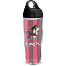 Puppie Love Pirate 24 oz Water Bottle with lid