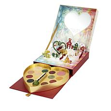 PUR Dr. Seuss' The Grinch 12pc Face Palette & Color-Changing Lip Balm