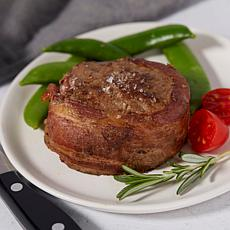 Pureland Meat Co 5 oz. Applewood Bacon Sirloin Steaks 12-ct Auto-Ship®