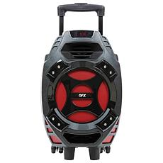 """QFX 8"""" Battery-Powered Party Speaker"""