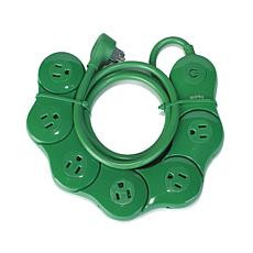 Quirky Pivot Power 6-Outlet Surge Protector