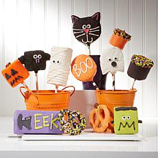 Rae Lou's Halloween Treat Box of Handmade Edible Art
