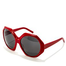 Rara Avis by Iris Apfel Octagonal Sunglasses