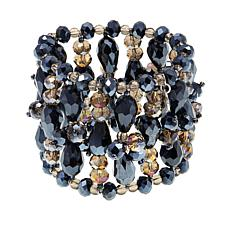 Rara Avis by Iris Apfel Waterfall Stretch Bracelet