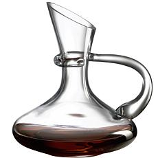 Ravenscroft Crystal Handled Captain's Decanter