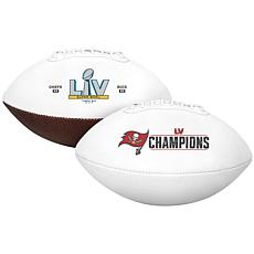 Rawlings 2020-21 Official NFL Super Bowl LV Champions Football Bucs