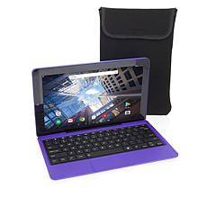 "RCA 11.6"" HD 16GB Quad-Core Android Tablet w/Keyboard"