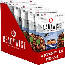 Readywise Basecamp Four Bean and Vegetable Soup Case of 6