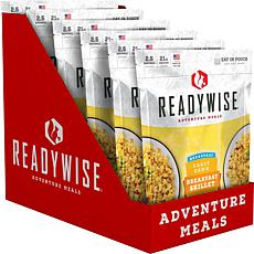 Readywise Early Dawn Breakfast Skillet Case of 6