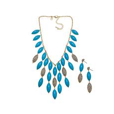 Real Collectibles by Adrienne® Turquoise-Color Jewelry