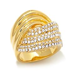 Real Collectibles by Adrienne® Wave Ring