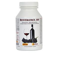 Resveratrol-100 - 180 Capsules