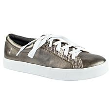 Revitalign Alameda Metallic Full Grain Leather Shoe