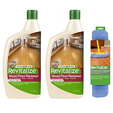 Revitalize 32 oz. Satin Finish Floor Renewer 2-pack