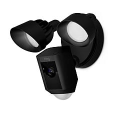 Ring Floodlight Motion-Activated Security Camera with Ring Assist+