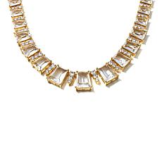 "Roberto by RFM ""Gioiello Cristallino"" Station Necklace"