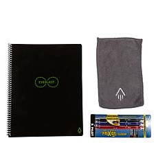 Rocketbook Everlast Executive Notebook with Pens
