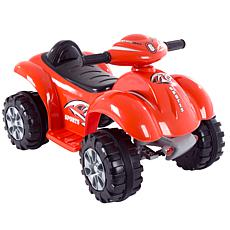 Rockin' Rollers Rally Racer Battery Powered 4x4 ATV-Red