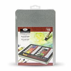ROYAL AND LANGNICKEL Watercolor Painting Art Set