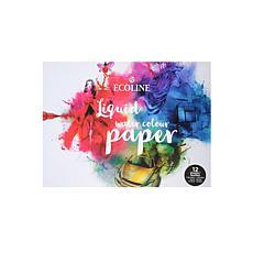 Royal Talens Ecoline Paper Pad 24cm x 32cm, 290g - 12 Sheets