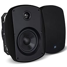 """Russound Acclaim 5 Series OutBack 5.25"""" MK2 Outdoor Speakers - Black"""