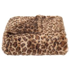 "Safavieh 50"" x 60"" Leopard Print Throw"