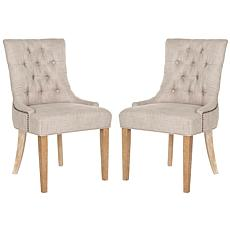 Safavieh Abby Set of 2 Side Chairs