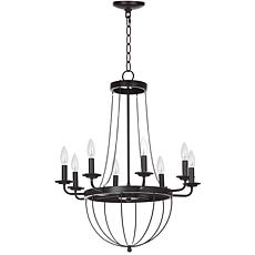 "Safavieh Abrham 23"" Diameter Adjustable Chandelier"