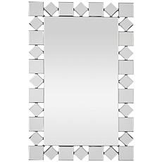 Safavieh Alick Geometric Squares Mirror