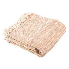 "Safavieh Becks 50"" x 60"" Fringe Throw"