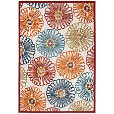 Safavieh Cabana Clover 4' X 6' Indoor/Outdoor Rug