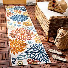 Safavieh Cabana Emmett 2' X 8' Indoor/Outdoor Rug