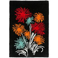 Safavieh Celebration Black-Multi 2' x 3' Rug