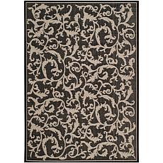"Safavieh Courtyard Gillian 4' x 5'7"" Rug"