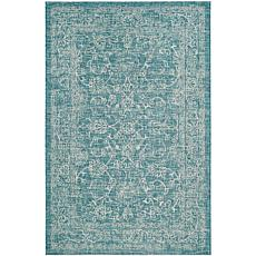 "Safavieh Courtyard Owen 2' X 3'-7"" Indoor/Outdoor Rug"