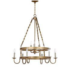 "Safavieh Crowley 31"" Diameter Adjustable Chandelier"
