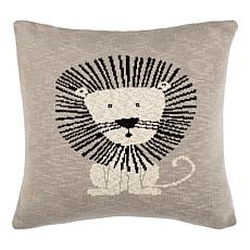 "Safavieh Dandy Lion 20"" x 20"" Pillow"