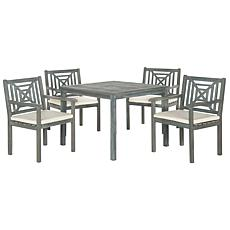 Safavieh Del Mar 5 Piece Dining Set