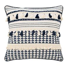 "Safavieh Enya 16"" x 16"" Pillow"